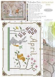 joyful world april pattern the