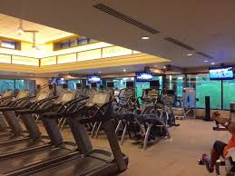 gym room picture of mgm grand las