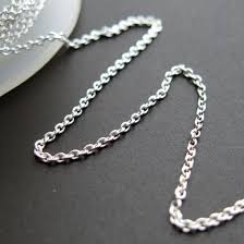 925 sterling silver 1mm tiny plain