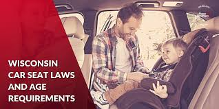 wisconsin car seat laws hupy and