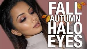 autumn fall makeup tutorial 2016 warm