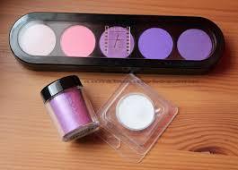 makeup atelier eyeshadows review