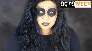 fallen angel halloween makeup tutorial