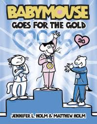babymouse goes for the gold babymouse