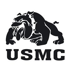 Usmc Bulldog Window Decal Usmc Bulldog Window Sticker