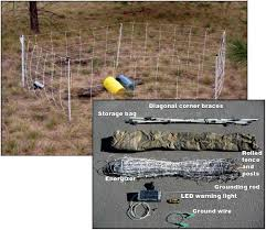 0723 2305p Mtdc Specifications For Portable Electric Fence Systems As Potential Alternative Methods For Food Storage