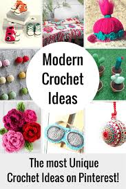 fun and unique crochet ideas