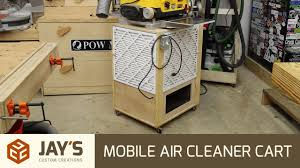 build a diy air cleaner for your work