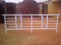Wrought Iron Railings Designs By Virlibaq In Nigeria