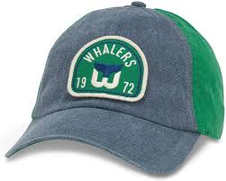Amazon Com American Needle Hartford Whalers Gunner Hat Clothing