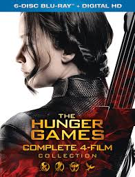the hunger games collection includes