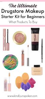 makeup kit for beginners