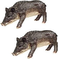 design toscano wild boar statue