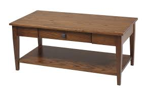 woodland shaker 214 coffee table with