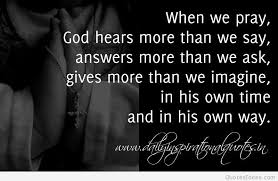 awesome prayer quotes