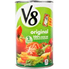 v8 46 oz original 100 vegetable juice