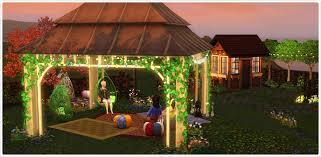 bohemian garden the sims 3