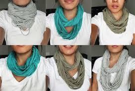 diy eco hipster scarves method home
