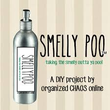 smelly poo how to make your own spray