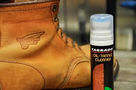 oil tanned leather cleaner tarrago