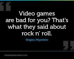 enough said games rockandroll gaming video game quotes game