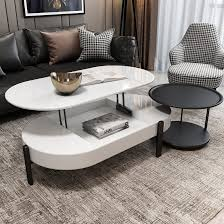 coffee table and side table set modern