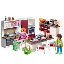 Playmobil Kitchen Target