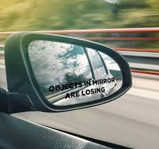 Car Mirrors Objects Mirror Decal Tenstickers
