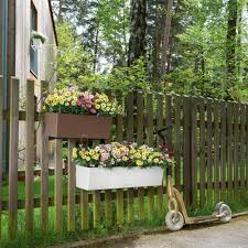 4 Railing Planter Boxes Perfect For Your Deck Or Balcony Eplanters