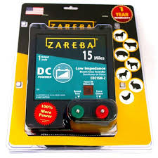 Zareba 15 Mile Battery Operated Low Impedance Fence Charger Qc Supply
