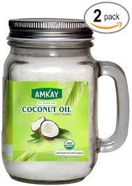 amkay organic coconut oil extra virgin
