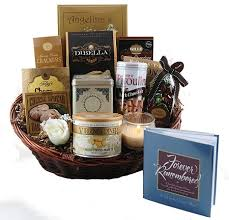 forever remembered sympathy gift basket