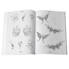 Wzory Tatuazy Kolorowanka Wybrane Rozne Wzory Rekopis Odniesienia
