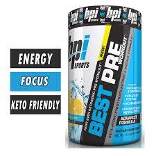best pre workout bpi sports keto