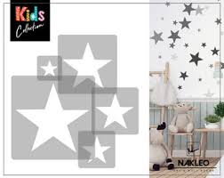 Kids Room Stencils Etsy