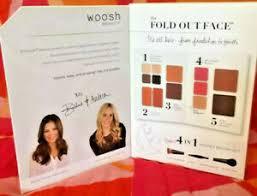 woosh fold out face makeup palette