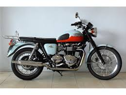 triumph bonneville t100 se 50th