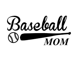 Custom Baseball Mom Vinyl Decal With Bat And Ball Detail Permanent Vinyl Car Decal Vinyl Decal For Cups Laptop Phone Coo Baseball Mom Vinyl Funny Stickers