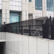 Architectural Security Fence System Palisade Ez Betafence