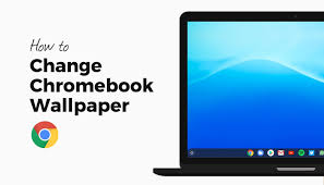 how to change wallpaper on a chromebook