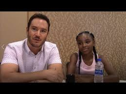 The Passage - Mark-Paul Gosselaar, Saniyya Sidney Interview (Comic Con) -  YouTube