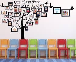 Elementary Classroom Decor Ideas Classroom Photo Tree Wall Decal Great Idea To Decorate Elementary Classroom Decor Preschool Classroom Decor Classroom Decor