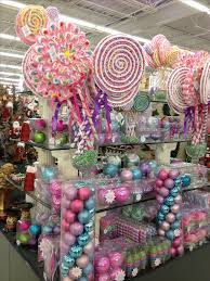 candy themed decorations