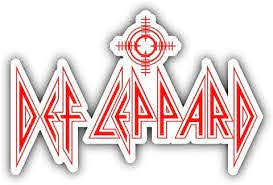 Amazon Com Valstick Def Leppard Car Bumper Sticker Decal Clothing