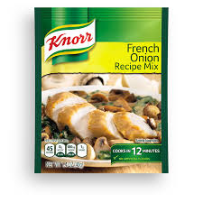 knorr recipe clics french onion