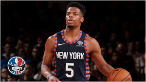 Dennis Smith Jr. helps Knicks snap 18-game home losing skid vs ...