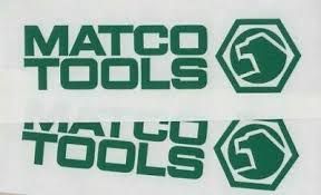 Mac Tools Snap On Matco Tool Car Truck Window Decal Sticker 714