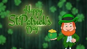 Happy Saint Patrick's Day! 2020 - YouTube