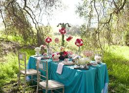 wonderland tea party wedding ideas