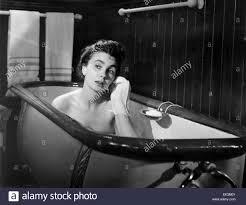 Jean Simmons, sur-ensemble du film 'l'actrice', 1953 Photo Stock ...